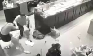 Quá trình gây án của nhóm đi ôtô cướp tiệm vàng ở Sơn La