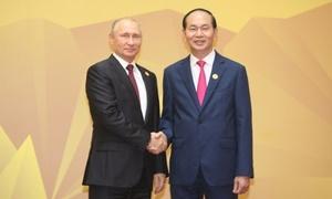 Lãnh đạo thế giới chia buồn sau khi Chủ tịch nước Trần Đại Quang qua đời