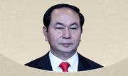 Quá trình công tác của Chủ tịch nước Trần Đại Quang