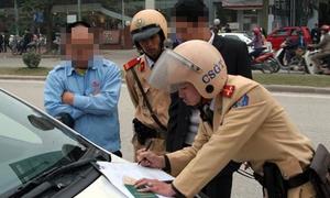 Có phải cảnh sát nhiều quyền hơn thanh tra giao thông?