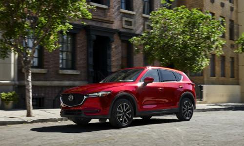Mazda CX-5 thế hệ hiện tại. Ảnh: Mazda.