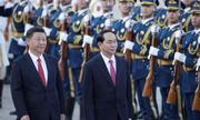 Các chuyến công du nước ngoài của Chủ tịch nước Trần Đại Quang