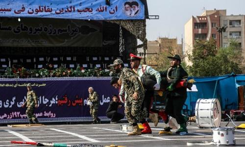 Iran cảnh báo UAE vì 'bình luận xúc phạm' về vụ xả súng lễ duyệt binh