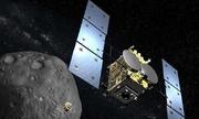 Robot Nhật Bản lần đầu tiên hạ cánh xuống tiểu hành tinh