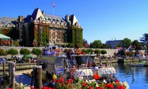 Cơ hội việc làm và định cư tại thành phố Victoria, Canada