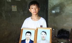 Nỗi đau của gia đình có hai con chết cháy ở gần Viện Nhi
