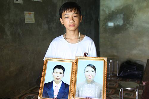 Nỗi đau gia đình có hai con chết cháy gần Viện Nhi