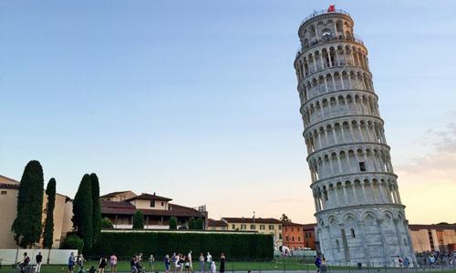 Lý do tháp nghiêng Pisa không đổ suốt hàng trăm năm