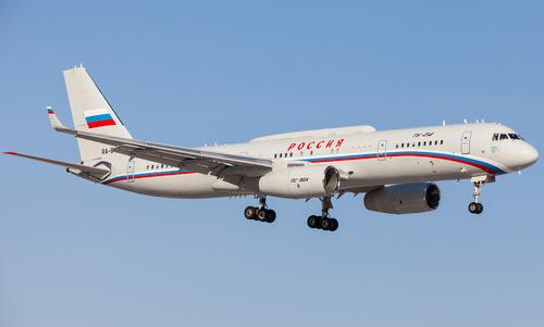 Một chiếc Tu-214SR Nga hoạt động hồi năm 2013. Ảnh: Airliners.