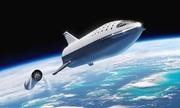 Hình hài tên lửa SpaceX sắp đưa người tới Mặt Trăng và sao Hỏa