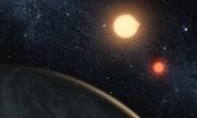Số phận của Trái Đất nếu có hai Mặt Trời