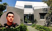 Nhà vườn 500 m2 của Cao Thái Sơn