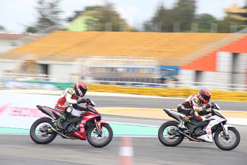 Tay lái Việt nài Honda Wave, MSX, Winner trên đường đua - 5