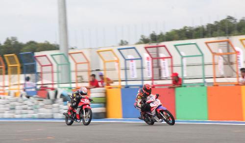 Tay lái Việt nài Honda Wave, MSX, Winner trên đường đua - 3