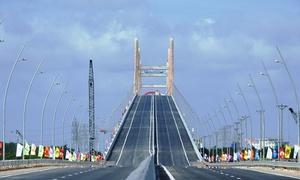 Cầu Bạch Đằng ở Quảng Ninh thu phí từ 1/10