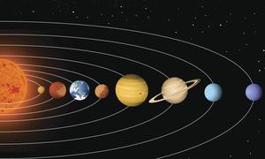 Lực tác động khiến các hành tinh hình cầu