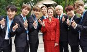 Chiến dịch của Liên Hợp Quốc được chú ý nhờ nhóm nhạc Hàn BTS