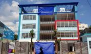 Trường học xây trái phép tại trung tâm thành phố