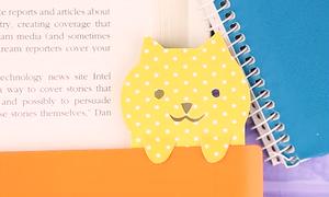 Ba cách đánh dấu trang dành cho mọt sách