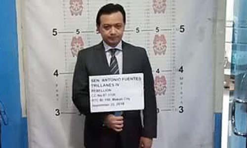 Nghị sĩ chỉ trích Tổng thống Philippines bị bắt trở lại
