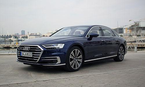 Hãng xe Đức nâng cấp chiếc sedan sang trọng A8 W12 và mang đồng thương hiệu Audi-Horch.