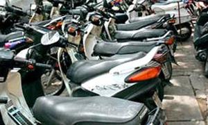 Nhóm ăn trộm xe máy tại nhiều chung cư ở Hà Nội bị phát giác