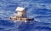 Hành trình 49 ngày sống sót trên biển của chàng trai Indonesia