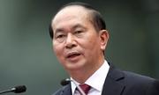 ASEAN dành phút mặc niệm Chủ tịch nước Trần Đại Quang