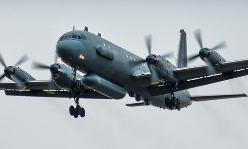 Chiếc Il-20 gặp nạn khi còn hoạt động hồi năm 2016. Ảnh: Russian Planes.