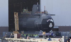 Sự cố khiến thủy thủ lo sợ tàu ngầm hạt nhân Anh 'bị nguyền rủa'