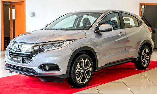 Honda HR-V trưng bày tại đại lý ở Hà Nội. Ảnh: Ngọc Tuấn.