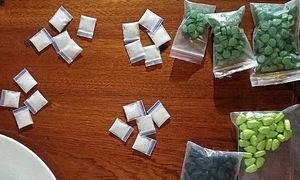 Đường dây cung cấp thuốc lắc lớn nhất Bình Thuận bị triệt phá
