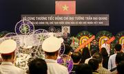 Hãng thông tấn Pháp viết về tang lễ Chủ tịch nước Trần Đại Quang