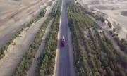 30 năm trồng ốc đảo phủ xanh sa mạc lớn nhất Trung Quốc