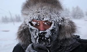 Điều gì xảy ra nếu con người là động vật máu lạnh?