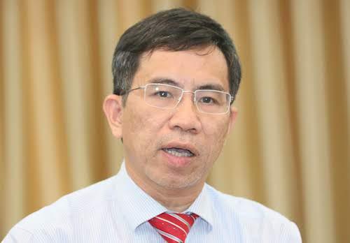 Ông Vũ Thanh Sơn, Phó vụ trưởng Vụ Đào tạo bồi dưỡng cán bộ, Ban Tổ chức Trung ương. Ảnh: Ngọc Thắng.