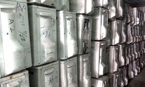 Hàng trăm sản phẩm điện lạnh đã qua sử dụng nhập lậu tại Sài Gòn
