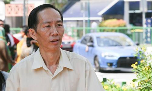 Chin Peng Sum tại tòa án Singapore hôm 27/9. Ảnh: Today