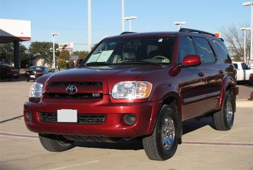 Toyota Sequoia là xe tốt nhất sau quãng đường 322.000 km.