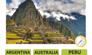 Thử tài nhận biết quốc gia qua hình ảnh địa danh nổi tiếng