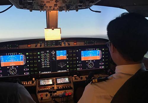 Phi công nghỉ việc gâyảnh hưởng cho hãng hàng không. Ảnh minh họa: Đ.Loan