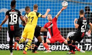 Leverkusen 2-4 Dortmund