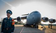 Máy bay quân sự Australia tới TP HCM hỗ trợ lực lượng gìn giữ hòa bình