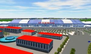 Phối cảnh nhà ga hơn 7.000 tỷ đồng của sân bay Tân Sơn Nhất