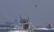 Iran công bố video rượt tàu sân bay Mỹ trên vịnh Ba Tư