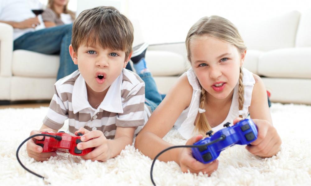 Tám lợi ích từ việc cho trẻ chơi video game - VnExpress