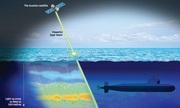 Trung Quốc phát triển vệ tinh laser có thể phát hiện mọi tàu ngầm