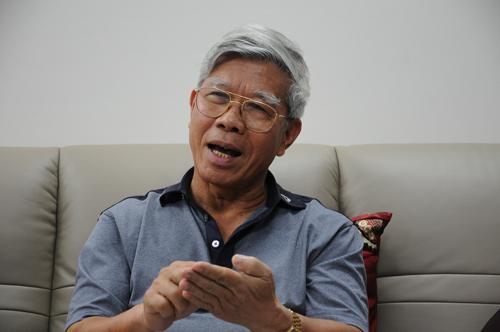 Ông Lê Đức Thuý, nguyên Thống đốc Ngân hàng Nhà nước: Ảnh: VT.