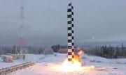 Siêu tên lửa Sarmat Nga sắp thử nghiệm bay hết tầm