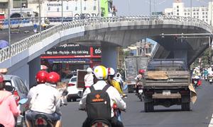 Cầu vượt hơn 300 tỷ đồng ở Hà Nội sắp hoàn thành